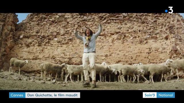 Cannes : Don Quichotte, film maudit