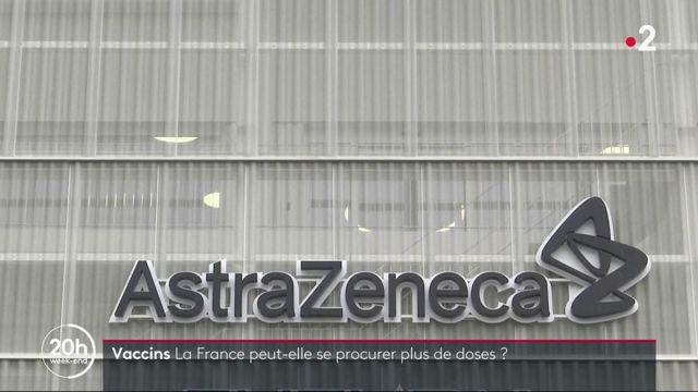 Vaccin contre le Covid-19 : la France peut-elle se procurer plus de doses ?