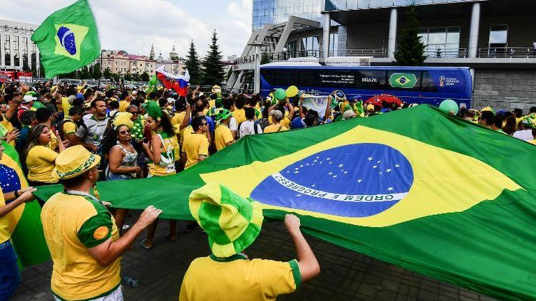 (LUIS ACOSTA / AFP)