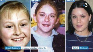 Des victimes d'agressions sexuelles à Telford, au Royaume-Uni (France 3)