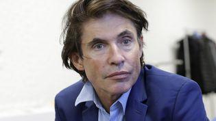 L'avocat Arno Klarsfeld à Saint-Raphaël (Var) le 6 février 2020 (PHILIPE ARNASSAN / MAXPPP)
