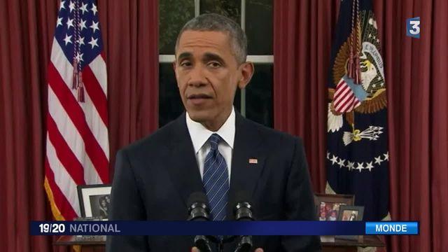 Obama réaffirme sa lutte contre le terrorisme