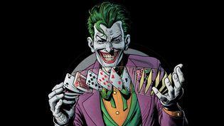 Le personnage du Joker dessiné par le Britannique Brian Bolland en 2007. (DC TM & © 2019 DC COMICS. ALL RIGHTS RESERVED © 2019 URBAN COMICS pour la version française)