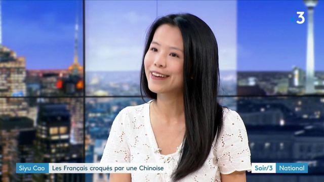 Siyu Coo : les Français croqués par une Chinoise