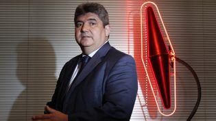 (Pascal Montredon,président de la confédération nationale des buralistes et des débitants de tabac  © Maxppp)