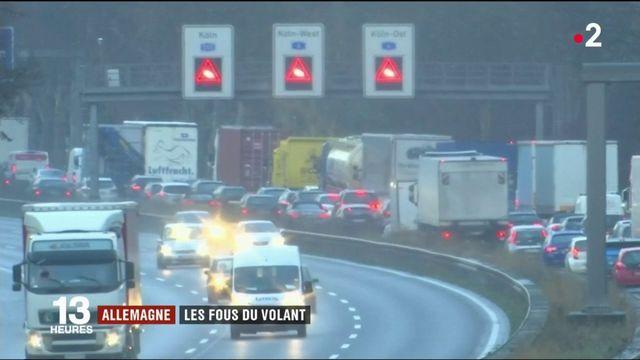 Allemagne : des autoroutes sans limitation de vitesse