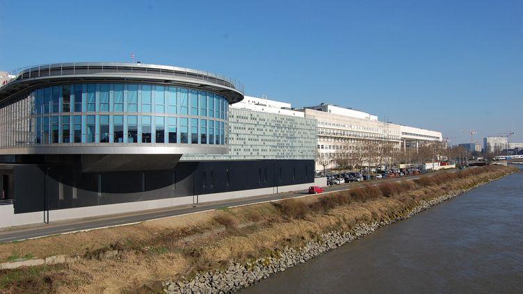 Le CHU de Nantes (Loire-Atlantique). (ANNE BRUNEL / SERVICE INVESTIGATION)