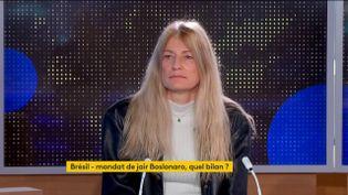 Virginie Jacoberger-Lavoué (FRANCEINFO)