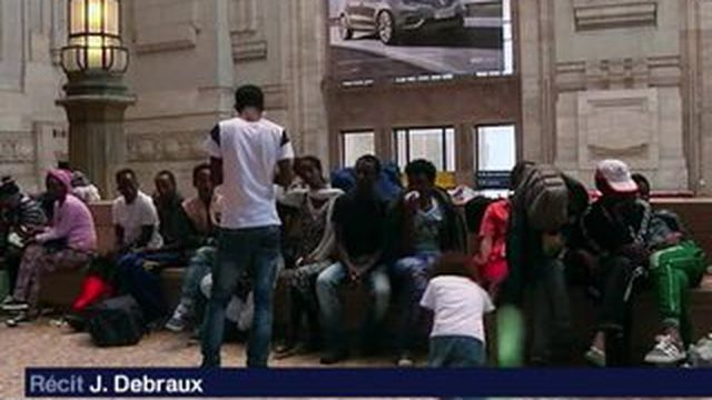 L'UE face à la prise en charge des migrants