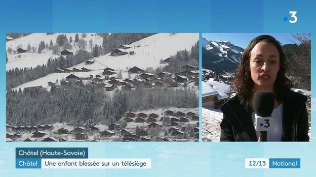 Haute-Savoie : une fillette retrouvée en arrêt cardio-respiratoire à l'arrivée d'un télésiège