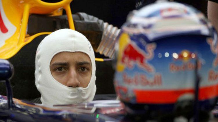 Le pilote australien Daniel Ricciardo