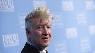Le réalisateur américain David Lynch, à New York (Etats-Unis), le 13 décembre 2012. (ANDREW KELLY / REUTERS)