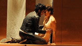 """""""Roméo et Juliette"""" par le collectif Rictus  (Christian GANET)"""