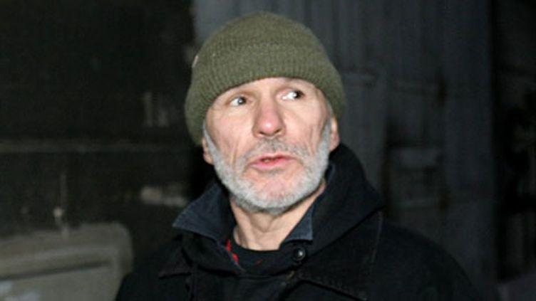 Jean-Marc Rouillan était l'homme le plus recherché de France dans les années 1980 (AFP/Michel Gangne)