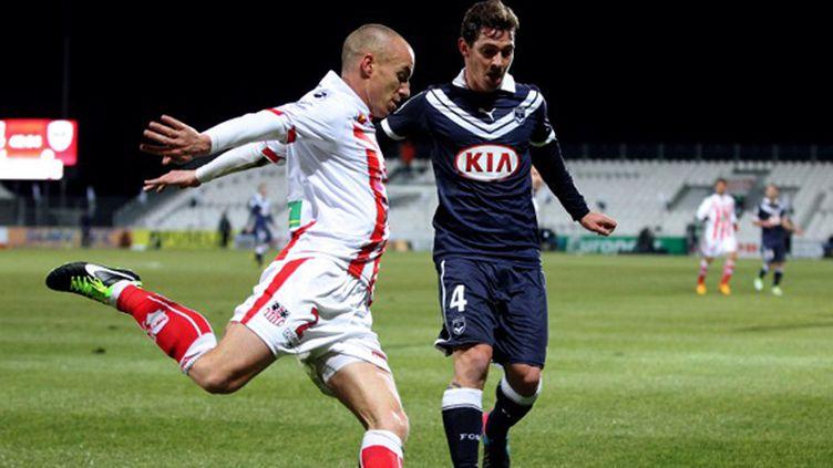 Matthieu Chalme face à Ludovic Obrianak