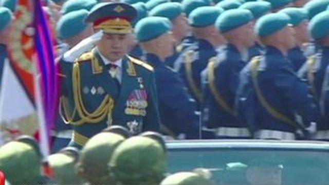 70e anniversaire de la capitulation : retour sur la démonstration de force de Vladimir Poutine