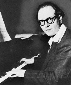 Olivier Messiaen, compositeur influent et pianiste inspiré  (DR )