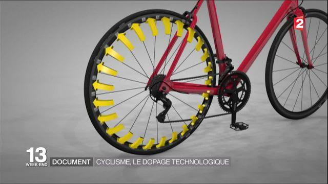 Cyclisme : le dopage technologique fait surface