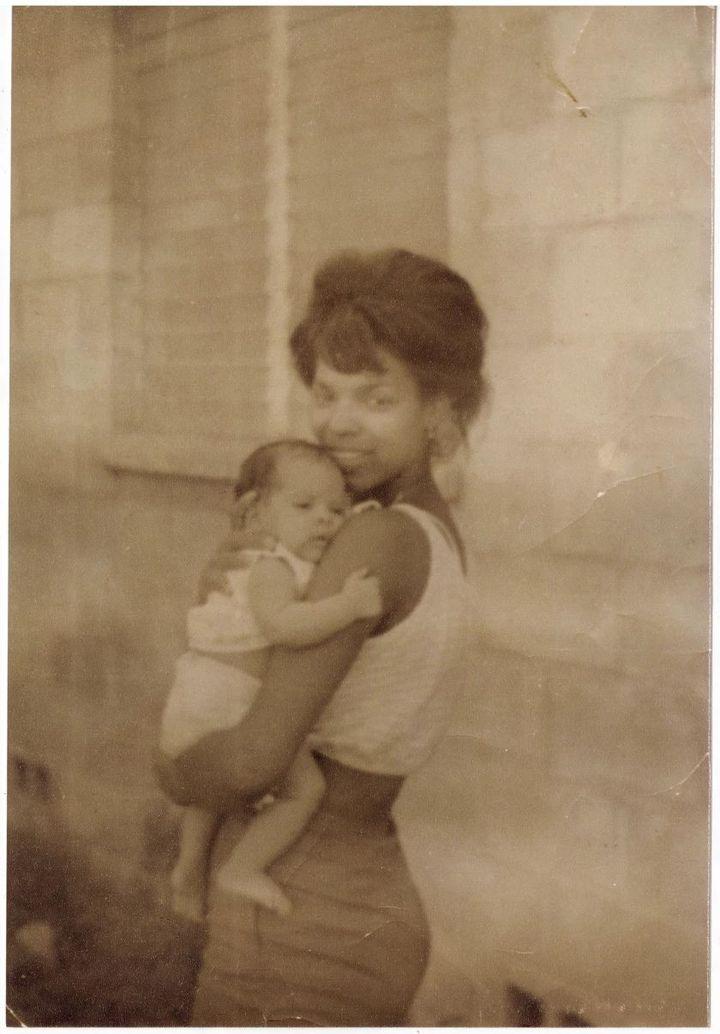 Natasha Trethewey et sa mère (@ Natasha Trethewey)