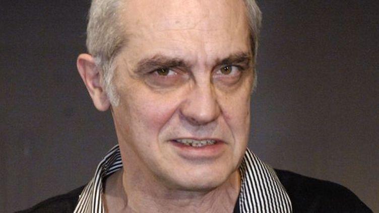 Jean-Louis Martinelli, directeur du Théâtre des Amandiers de Nanterre depuis 2002.  (David ULRICH JURQUET / AFP)