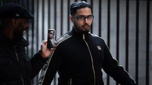 Lors du procès du procès enappel de Jawad Bendaoud, le 21 novembre 2018. (ALEXIS SCIARD  / MAXPPP)