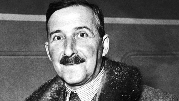 Stefan Zweig, écrivain et dramaturge autrichien (1881-1942)  (AP/SIPA)