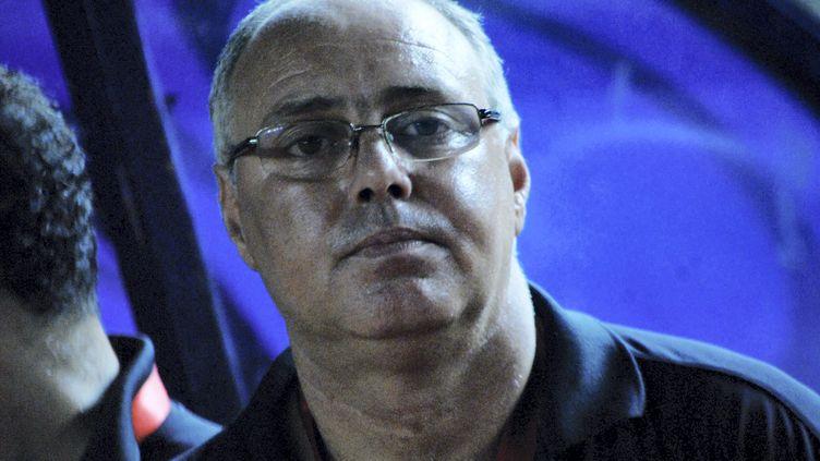 Georges Leekens (ALIOU MBAYE / MAXPPP)