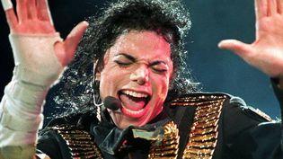 Michael Jackson, septembre 1993  (STR / AFP)