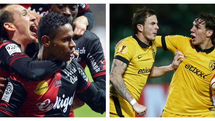 Lille et Guingamp visent la qualification en 16e de finale.