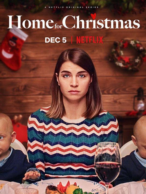 """L'affiche de la série """"Home for Christmas"""". (NETFLIX)"""