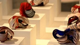 Dix-huit artistes européens et dix-sept artistes japonais confrontent leurs œuvres au musée Jean Lurçat à Angers  (France 3 Culturebox)