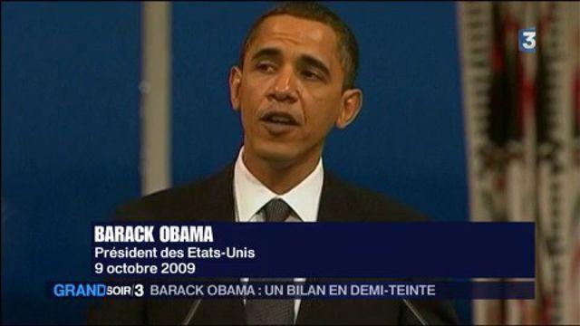 Barack Obama : un bilan en demi-teinte