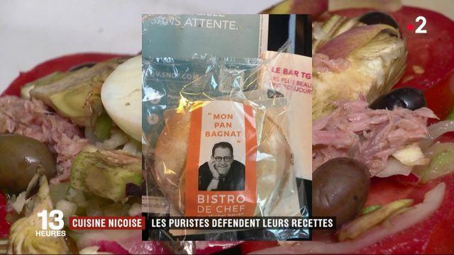 Cuisine niçoise : les puristes défendent leur recette