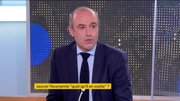 Olivier Marleix (LR) (FRANCEINFO)