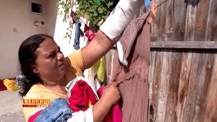 Mia, Rom roumaine condamnée pourexploitation de mineurs (FRANCE 3 / FRANCETV INFO)