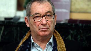 Éric Mouzin, le père d'Estelle, appelle dans un communiquéà respecter la douleur des familles. (PATRICK KOVARIK / AFP)
