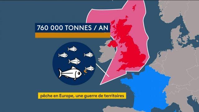 Brexit : la pêche, pomme de discorde entre le Royaume-Uni et l'Union européenne