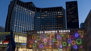 Le centre commercial des Quatre Temps, à La Défense (Hauts-de-Seine). (DANIEL THIERRY / PHOTONONSTOP / AFP)