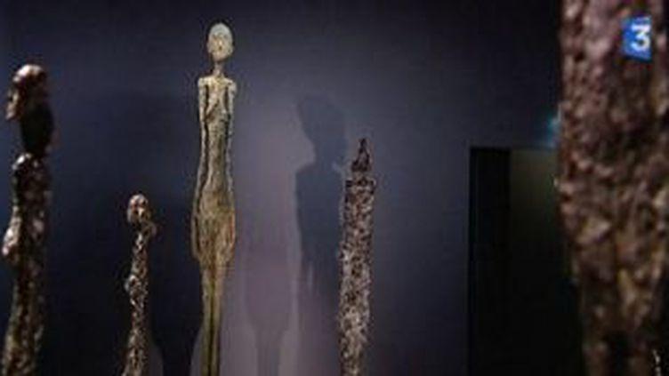Giacometti, le dernier des  Etrusques, à la Pinacothèque  (Culturebox)