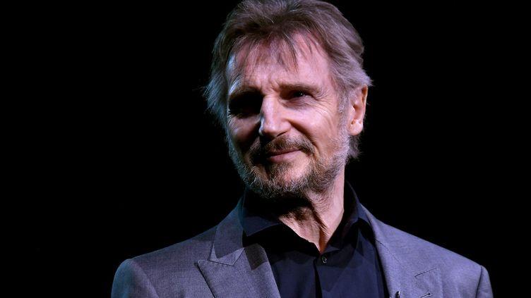 L'acteur Liam Neeson, en mai 2018  (Michael loccisano / GETTY IMAGES NORTH AMERICA / AFP)