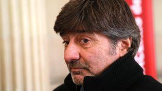 Michel Neyret, à la cour d'appel de Paris, le 4 avril 2018. (JACQUES DEMARTHON / AFP)
