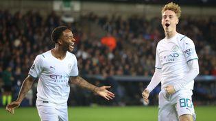 Cole Palmer a marqué face à Bruges lors de la 3e journée de Ligue des champions mardi 19 octobre. (VIRGINIE LEFOUR / BELGA MAG)