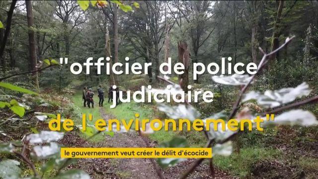 Justice : le droit de l'environnement renforcé