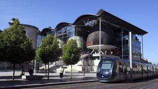 Tribunal de grande instance de Bordeaux en juin 2012. (JEAN-PIERRE MULLER / AFP)