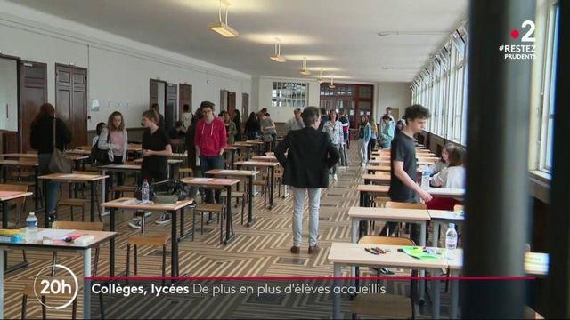 Déconfinement : vers une ouverture des lycées