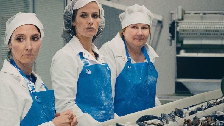 Audrey Lamy, Cécile de France, Yolande Moreau  (E.SEIGNOL / ALBERTINE PRODUCTIONS)