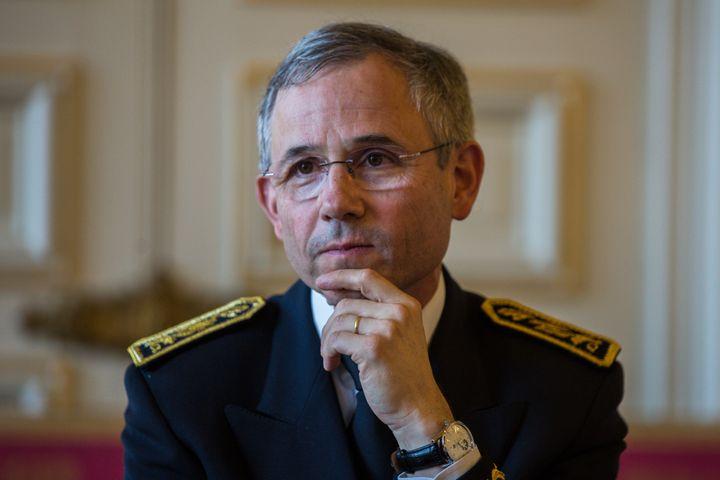 Stephane Fratacci,directeur de cabinet de Gérard Collomb, ici photographié le 3 août 2015 à Strasbourg. (CLAUDE  TRUONG-NGOC / CROWDSPARK)