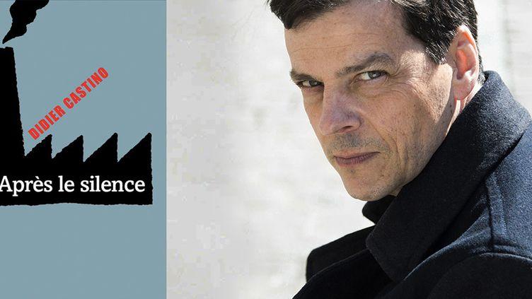 """Didier Castino, auteur de """"Après le silence"""" (Liana Levi)  (Philippe Matsas)"""