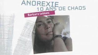 "(""Anorexie: 10 ans de chaos"" de Barbara Leblanc © éditions Volume)"