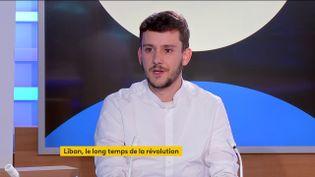 Antoine Sarradin (FRANCEINFO)